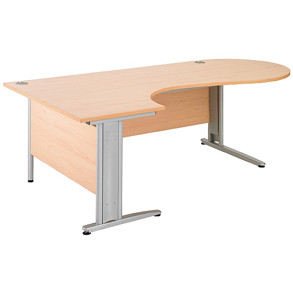 NEXT DAY Gravity Plus Ergonomic Conference Cantilever Desk
