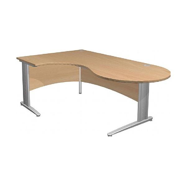 NEXT DAY Gravity Plus Ergonomic Conference Cantilever Desk