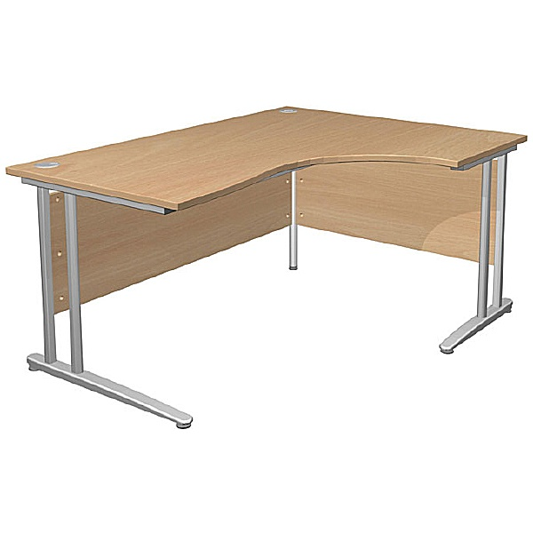 NEXT DAY Gravity Standard Ergonomic Cantilever Desk