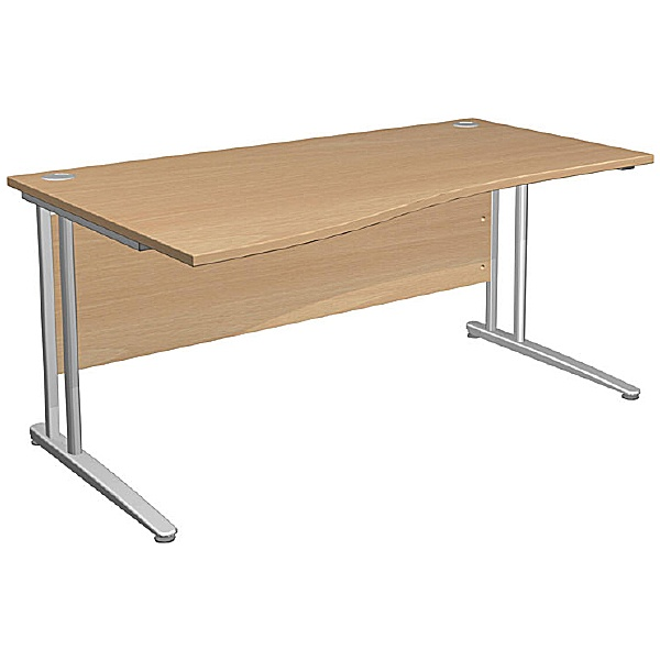 NEXT DAY Gravity Standard Wave Cantilever Desk
