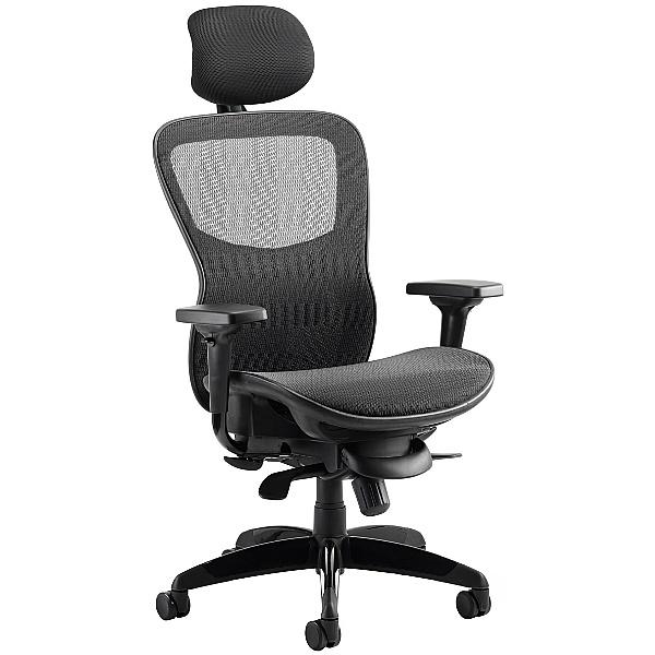 Raptor Full Mesh Office Chair With Headrest
