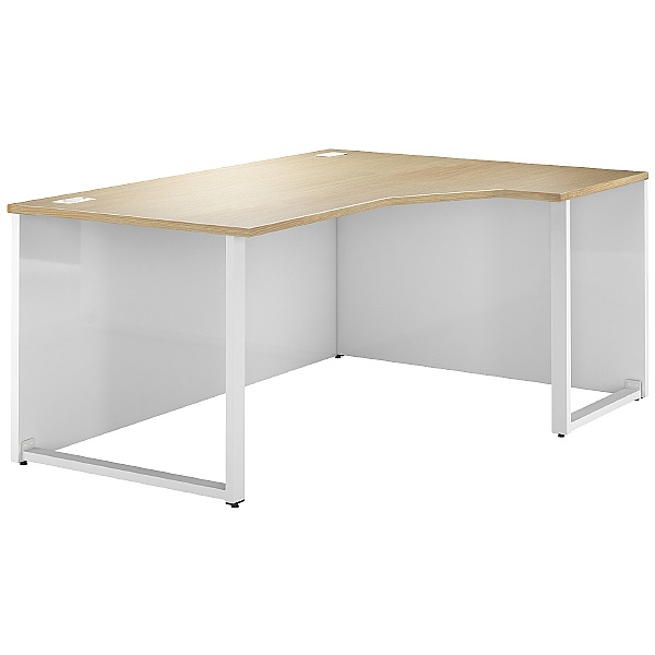 NEXT DAY Duo Ergonomic Desks