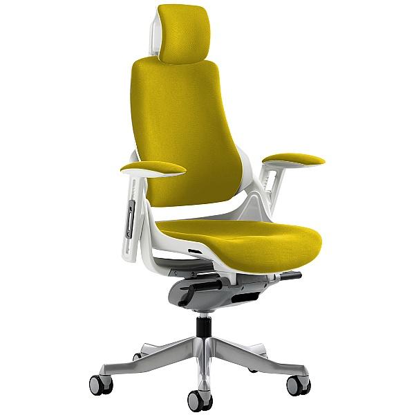 Jett Colours Task Chair With Headrest