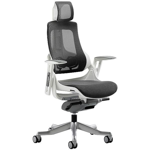 Jett Mesh Task Chair With Headrest