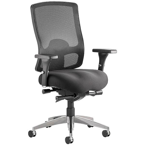 Racquet Mesh Task Chair