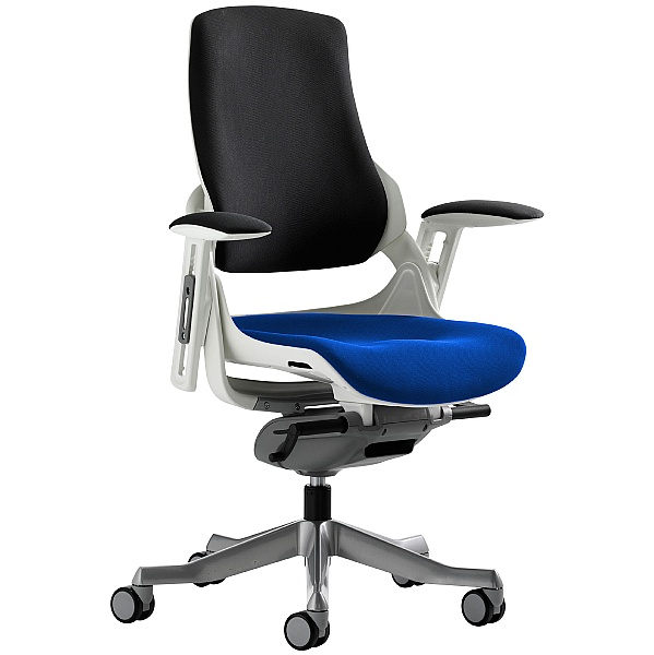 Jett Colours Two Tone Seat Task Chair