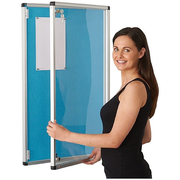 ColourPlus Tamperproof Noticeboards