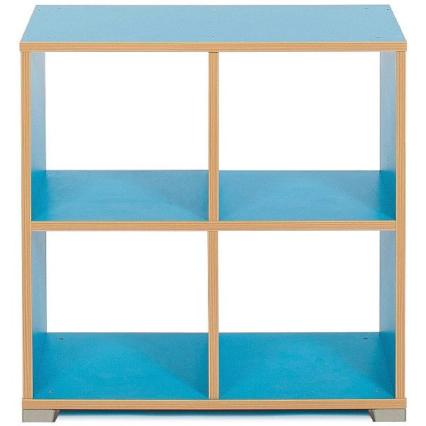 Bubblegum 4 Cube Room Divider