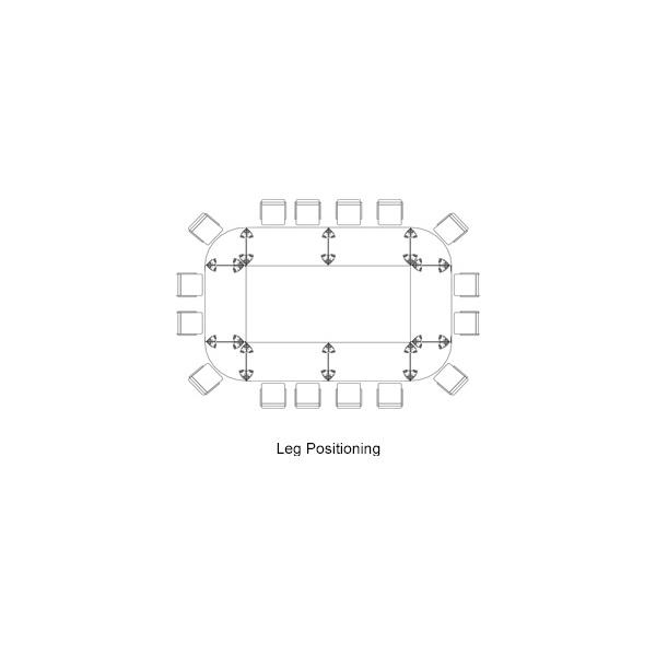 BN CX 3200 Meeting Arrangement 14 For 16 People