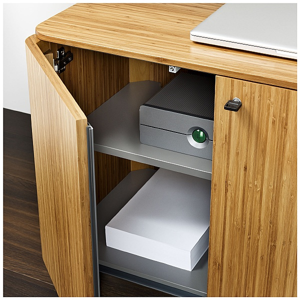 BN eRange Standalone Wooden Cupboards
