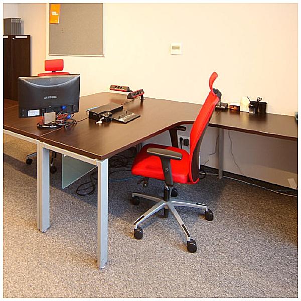 BN Primo Space Veneer Extension For Ergonomic Desks