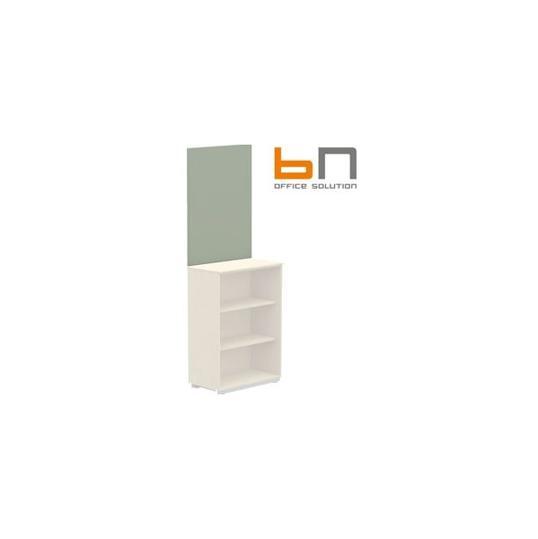 BN Primo Space Wall Pinboard For 2 Shelf Storage