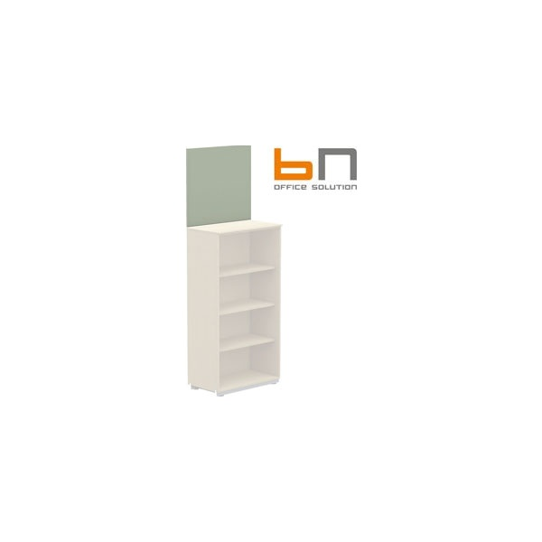 BN Primo Space Wall Pinboard For 3 Shelf Storage