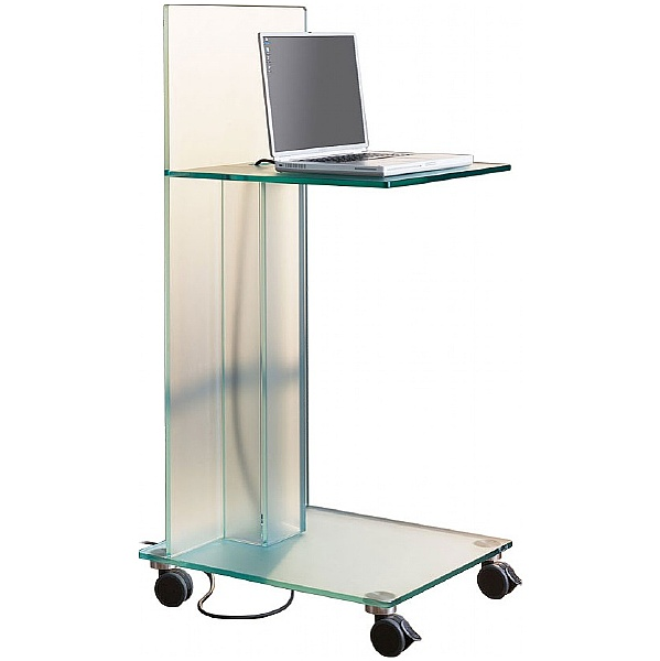 BN Primo Space Glass Media Caddy