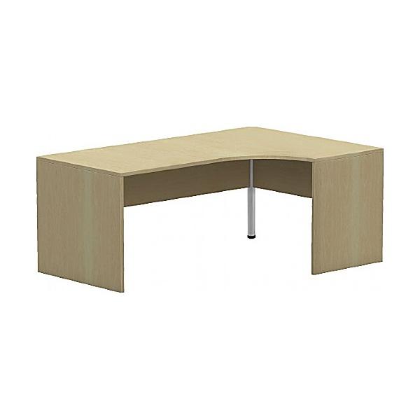 BN Easy Space Ergonomic Desk - Panel End Legs
