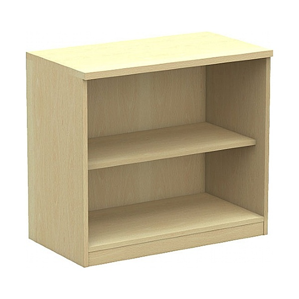 BN Easy Space Desk High Bookcases