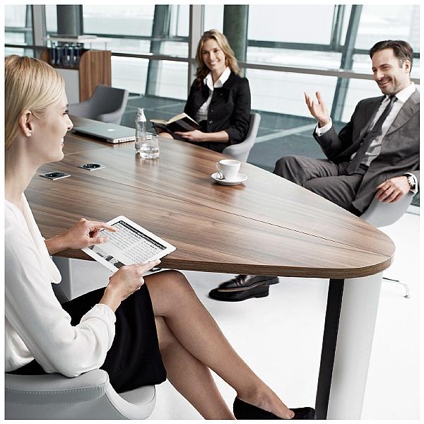 BN CX 3200 Meeting Arrangement 7 For 12 People