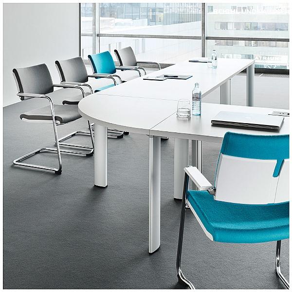BN CX 3200 Meeting Arrangement 5 For 9 People