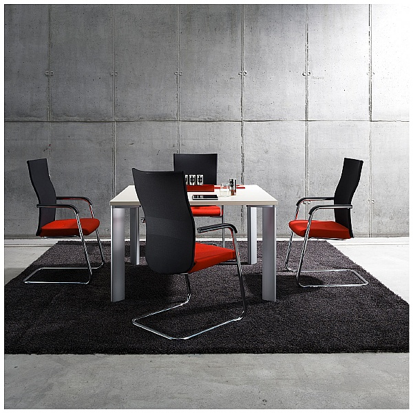 BN CX 3200 Square Meeting Tables