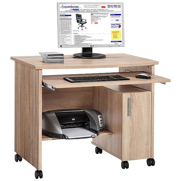 Kenley Computer Desk Oak