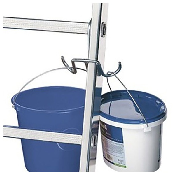Hailo Double Bucket Hook Ladder Accessory