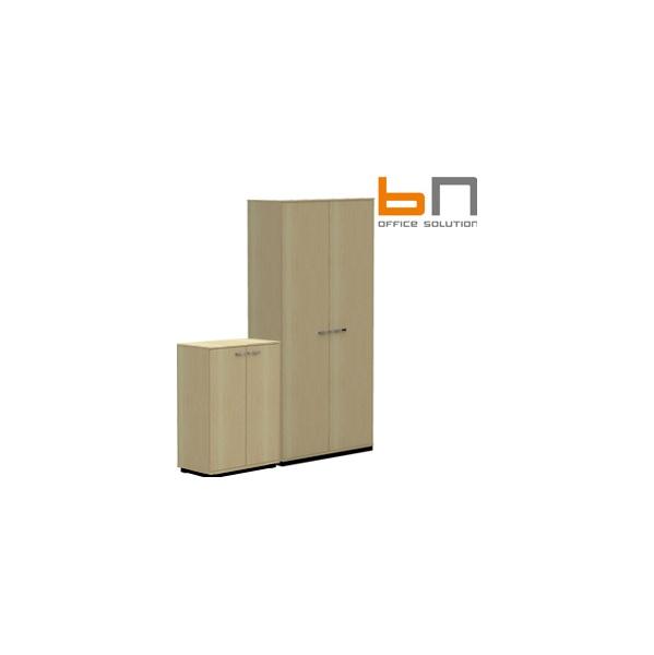 BN SQart Managerial Veneer Double Door Cupboards