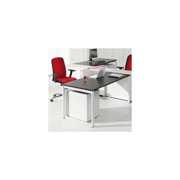 BN SQart Workstation 4 Leg Rectangular Desks