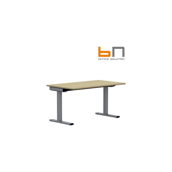BN SQart Workstation C Leg Rectangular Desks