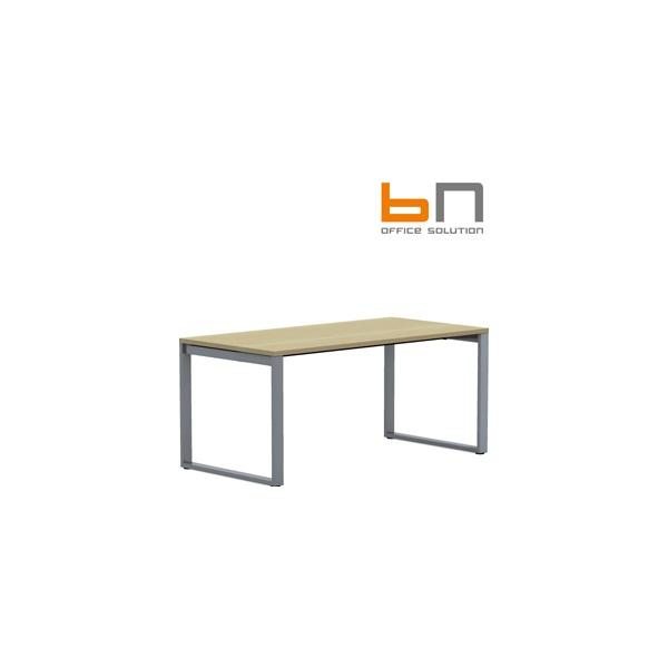 BN SQart Workstation O Leg Rectangular Desks
