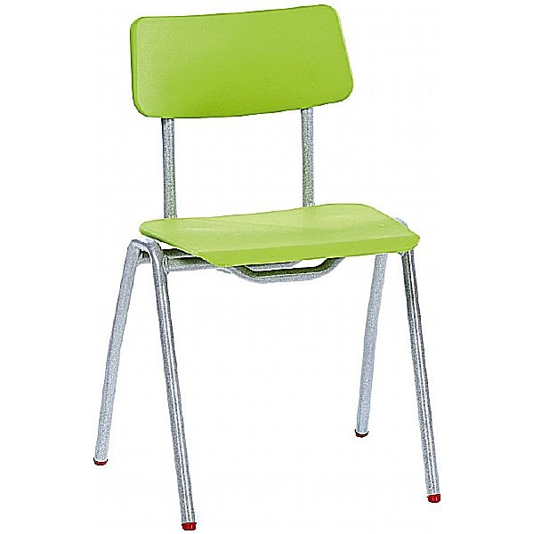 Retro Poly Canteen Chair