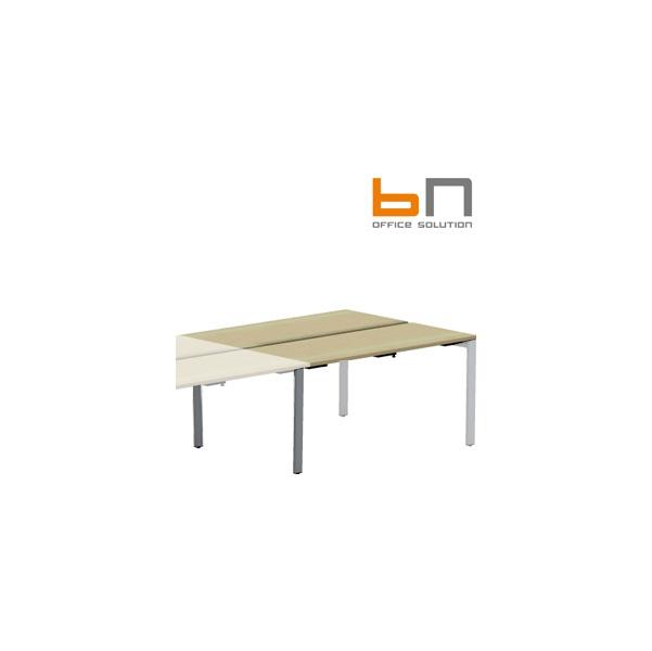 BN SQart Workstation 4 Leg Modular Add On Desks