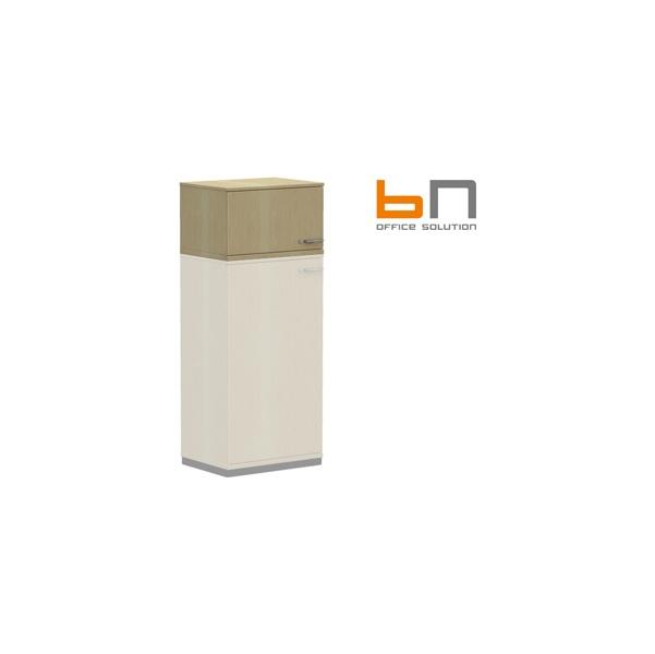 BN SQart Workstation Upper Single Door Cupboards