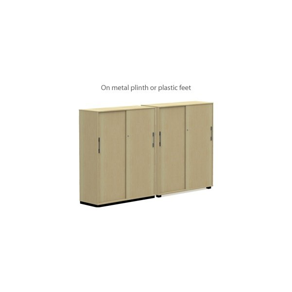 BN SQart Workstation Sliding Door Cabinets