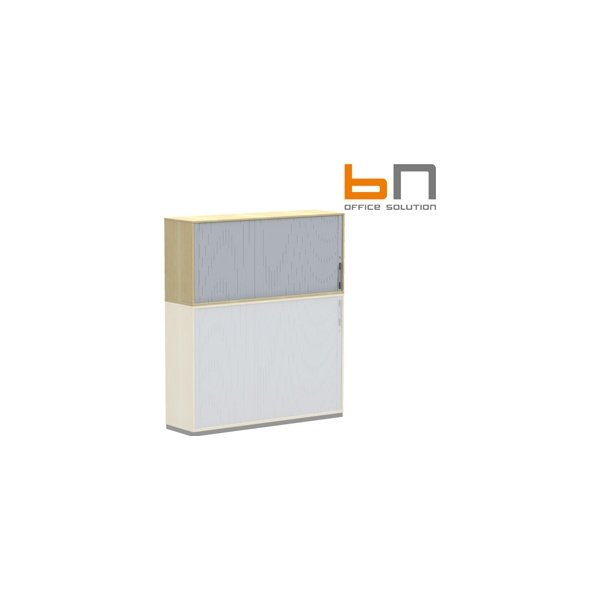 BN SQart Workstation Upper Tambour Door Cupboards