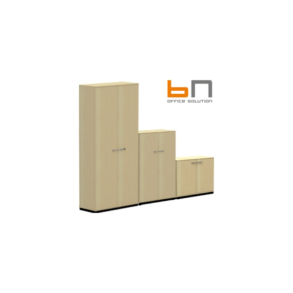 BN SQart Workstation Double Door Cupboards