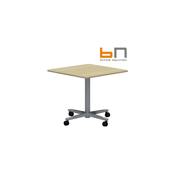 BN SQart Workstation Square Mobile Tables