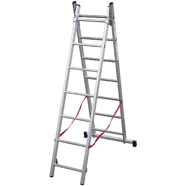 Light Trade 3 Way Combination Ladders