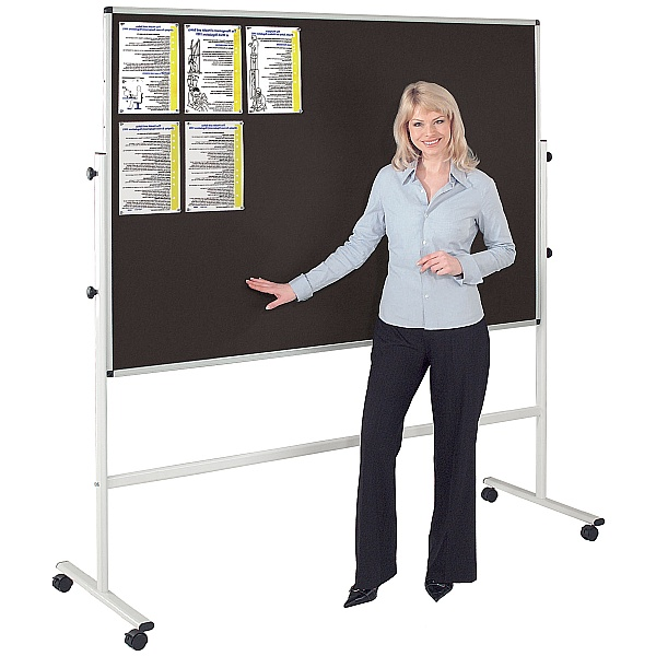 Resist-a-Flame® Mobile Noticeboards
