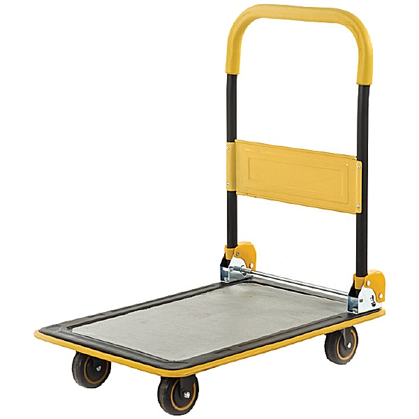 Deluxe Folding Platform Trolleys