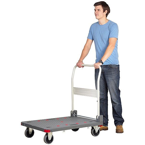 Pro-Dek Heavy Duty Quiet Platform Trolleys