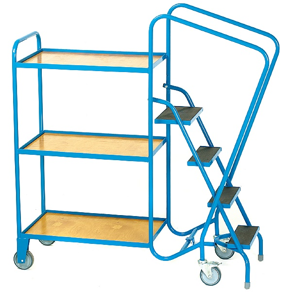 GS Approved Order Picking Trolleys