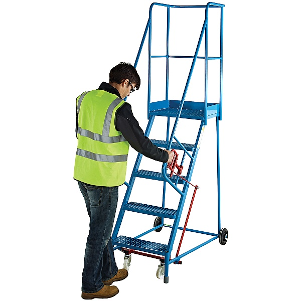 Fort Atlas Grip Lift Step Ladders