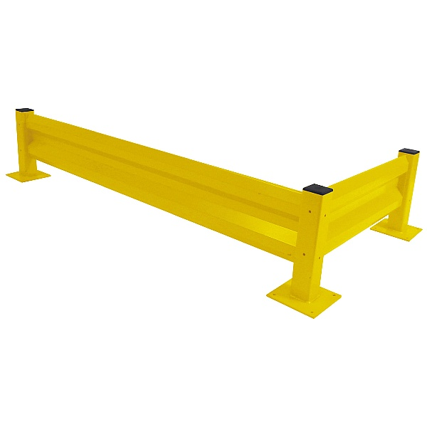 Heavy Duty Barrier System