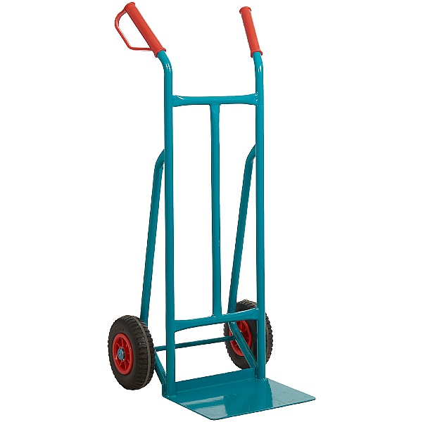 Budget Sack Truck With Knuckle Guard Grips