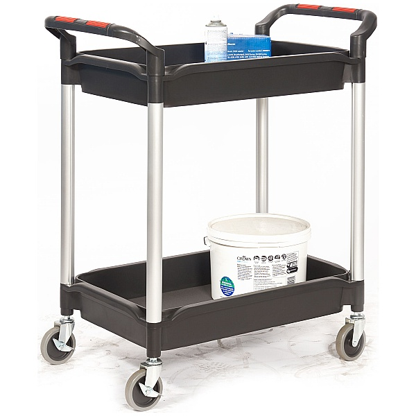 Deep 2 Shelf Tub Trolley