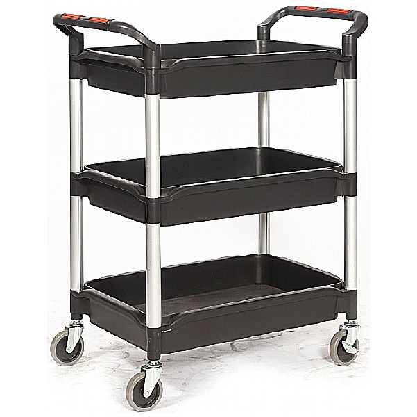 Deep 3 Shelf Tub Trolley