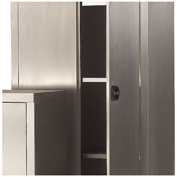 Extra Shelves For Stainless Steel Storage Cupboards