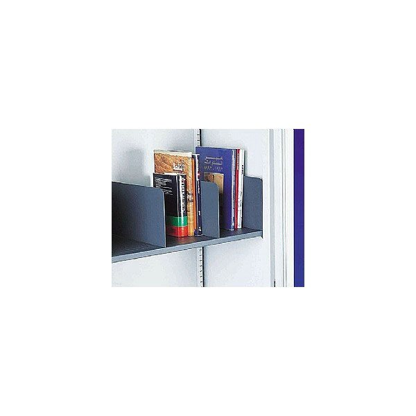 Silverline Combi:Store Slotted Shelf Upstand & Dividers