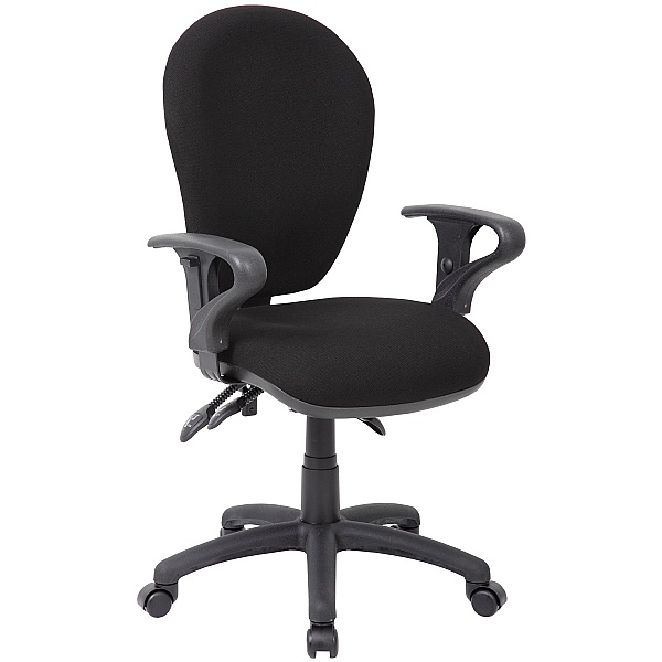 Tulip 3-Lever Operator Chairs