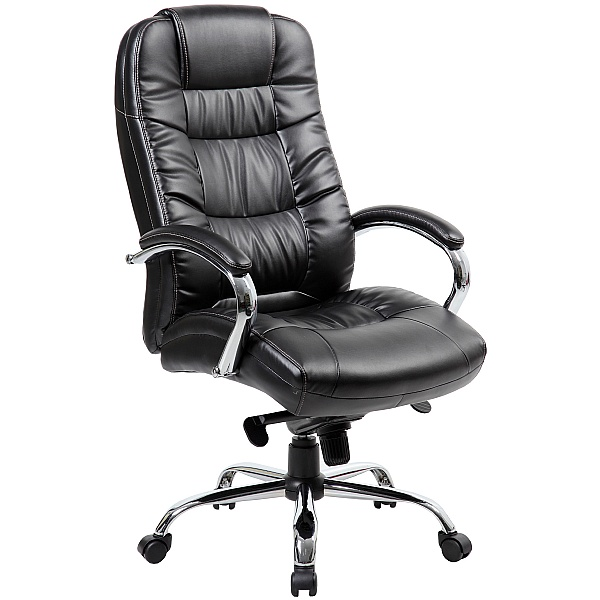 Verona High Back Leather Executive Chairs